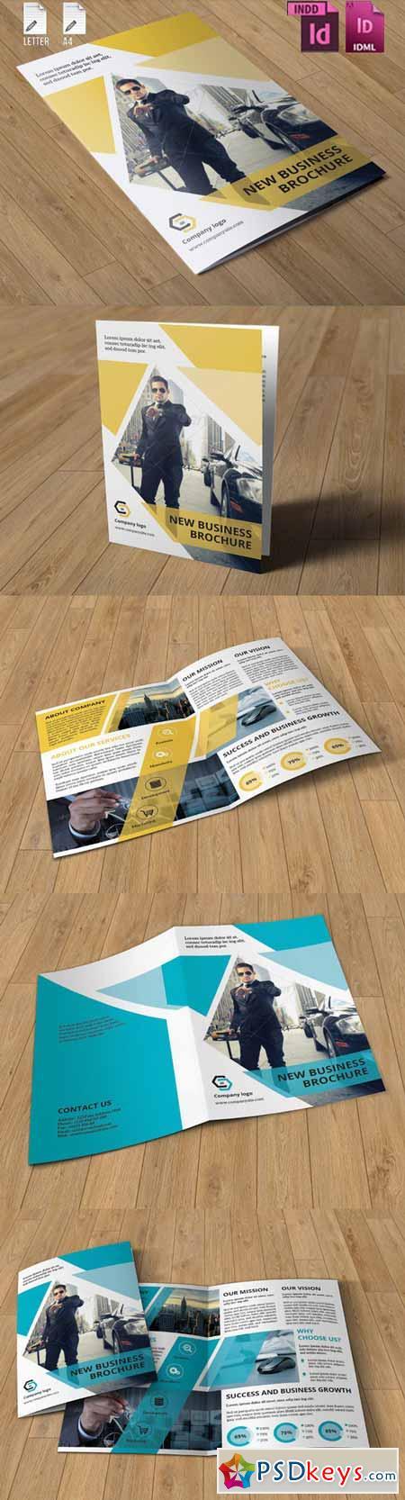 Indesign Corporate Brochure 215079 187 Free Download