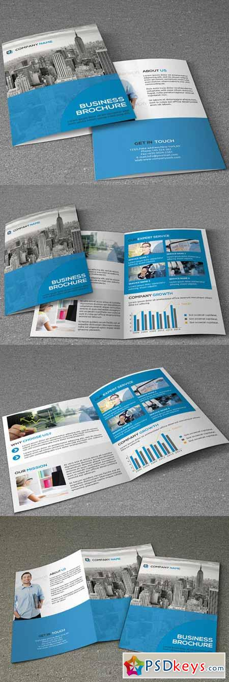 Multipurpose Business Brochure 211822