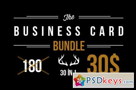 Business Card MEGA BUNDLE #1 210336