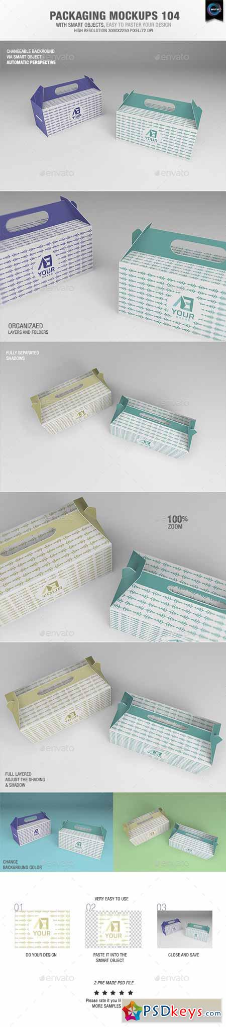 Packaging Mock-ups 104 10734163