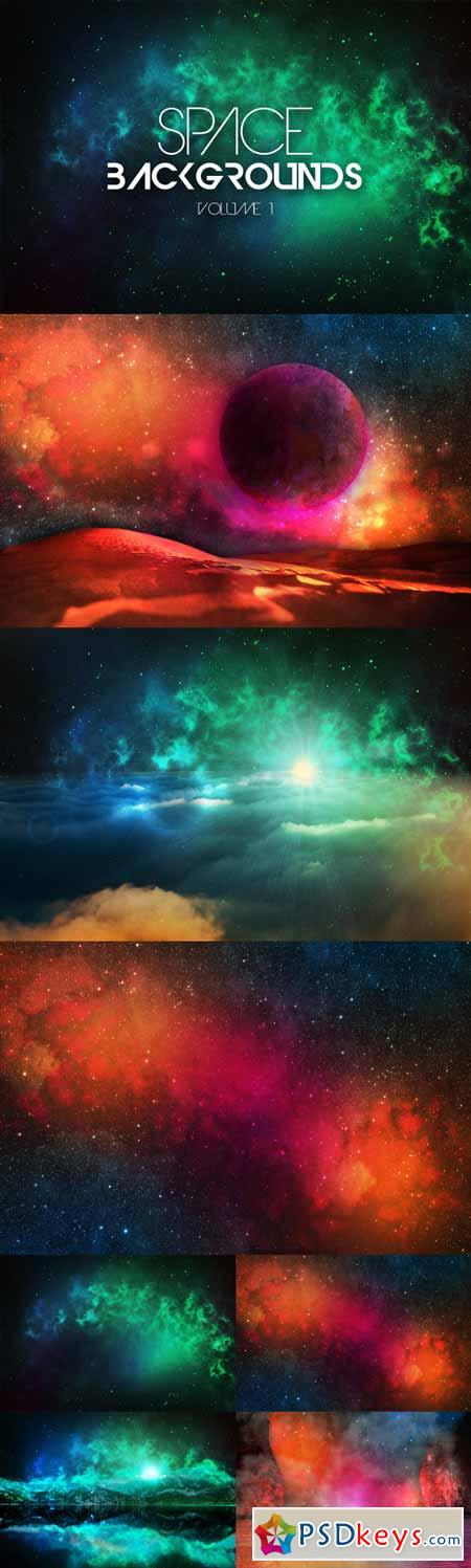 Space Background Vol.1 176815