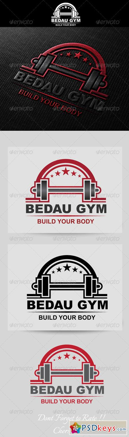Fitness Gym Logo Template 4686999