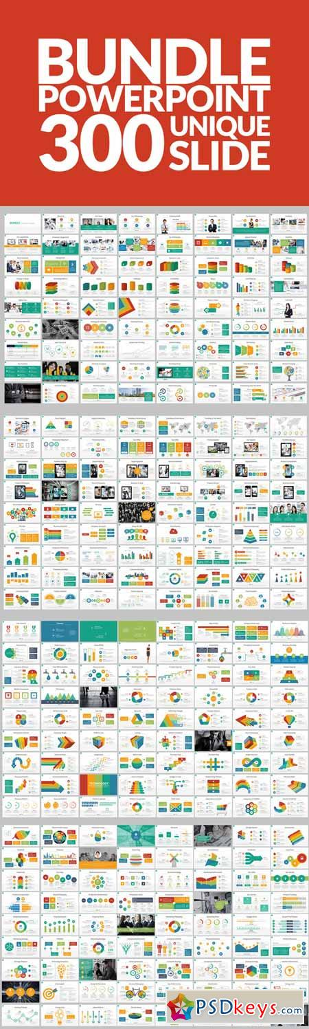 Bundle powerpoint 240035 free download photoshop vector for Powerpoint templates torrents