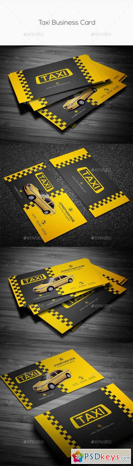 Taxi business card 11051930 free download photoshop vector stock taxi business card 11051930 reheart Images