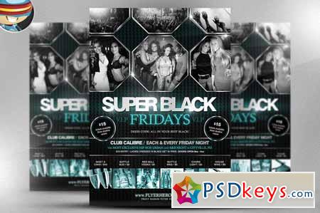 Super Black Friday Flyer Template   Free Download Photoshop