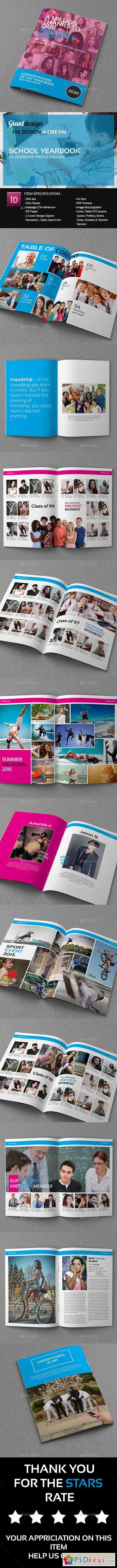 School Yearbook 9943272