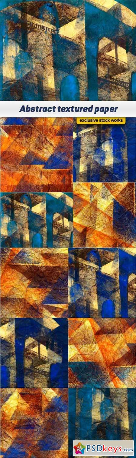 Abstract textured paper 10x JPEG