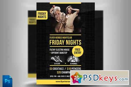 Flyer Template 229