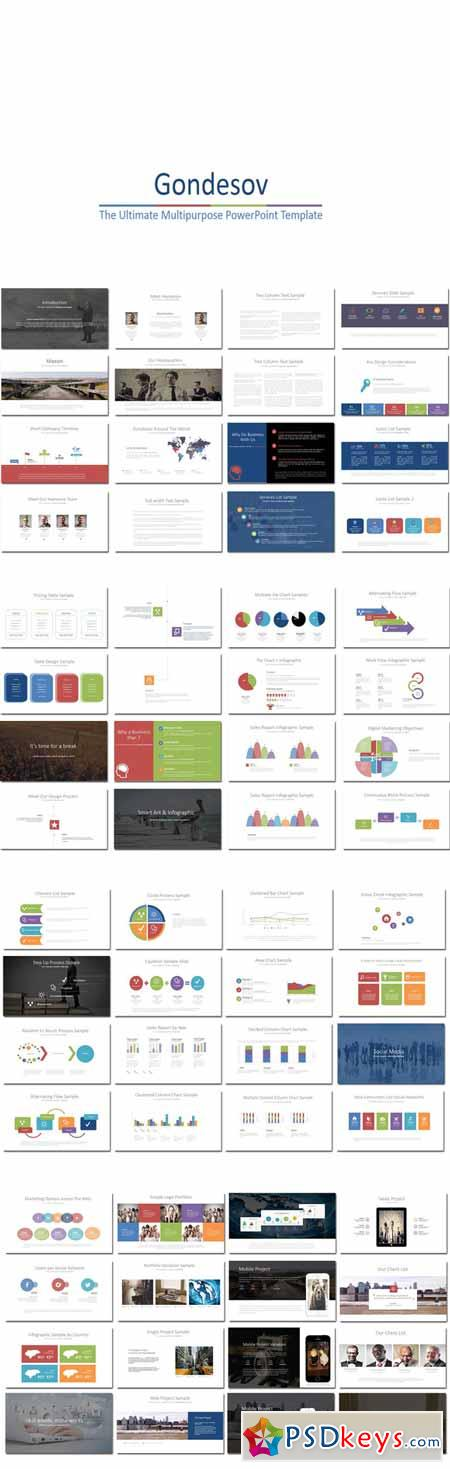 Titipan Powerpoint Template 254495