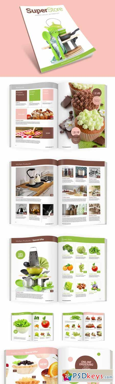 Product Catalog Brochure 253934