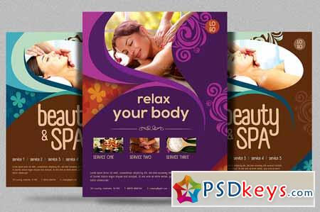 Beauty Spa Promotion Flyer V2 253939