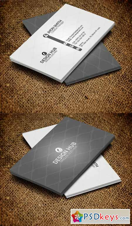 Business Card Template 256910 u00bb Free Download Photoshop Vector Stock ...