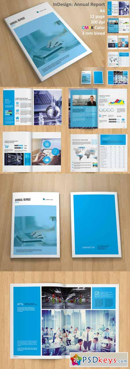 free indesign brochure templates cs5 - indesign annual report 257011 free download photoshop