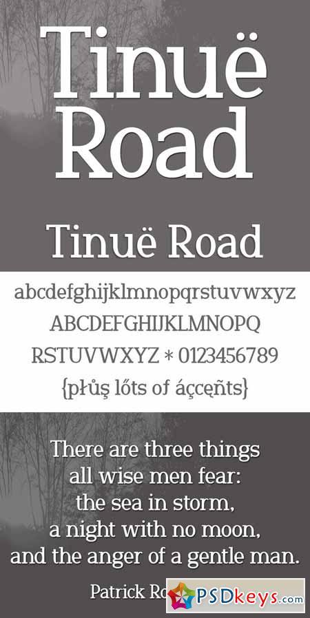 Tinuë Road 255766