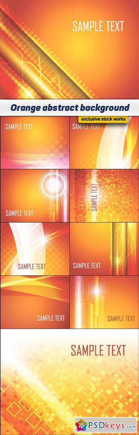 Articles for 11052015 page 5 free download photoshop vector orange abstract background 10x eps gumiabroncs Choice Image