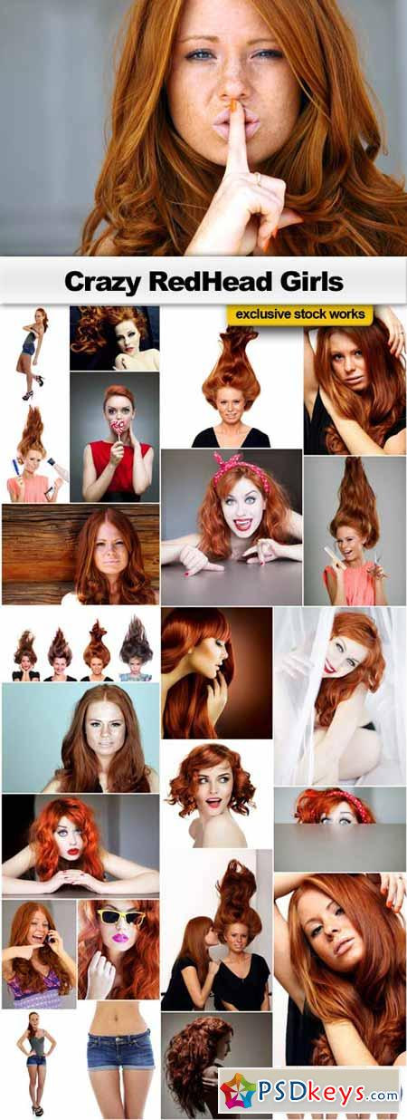 Free jpegs redhead