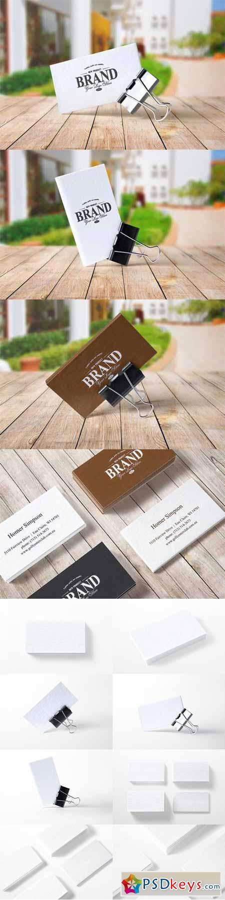 8 realistic business card mockups 66619 free download photoshop 8 realistic business card mockups 66619 reheart Gallery