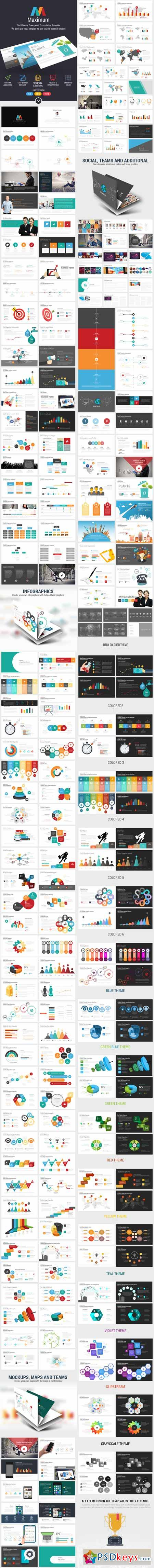 Maximum-Ultimate PowerPoint Presentation Template 11353369