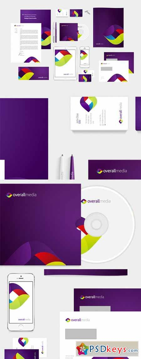 RW Overall Corporate Identity + Logo 60308