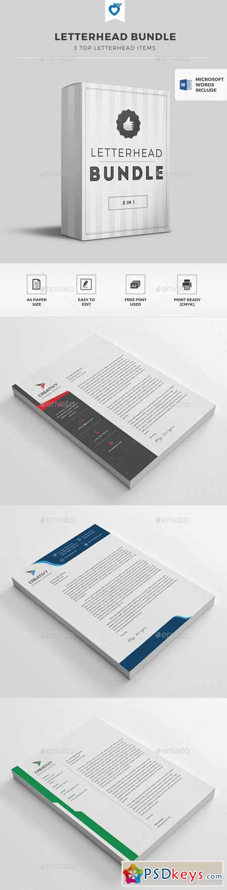 Letterhead Bundle 11501010