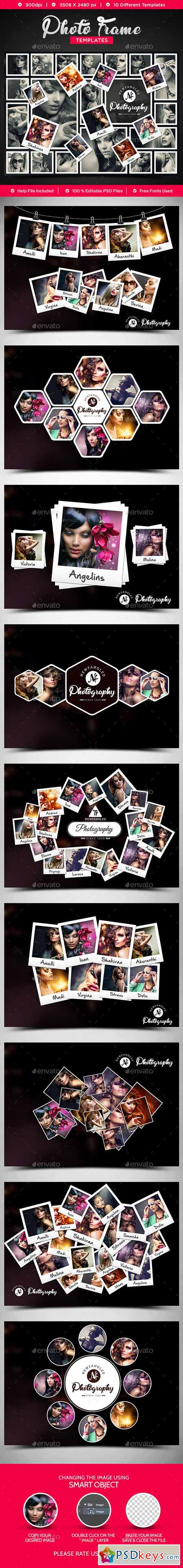 Photo Frame Templates 11610902