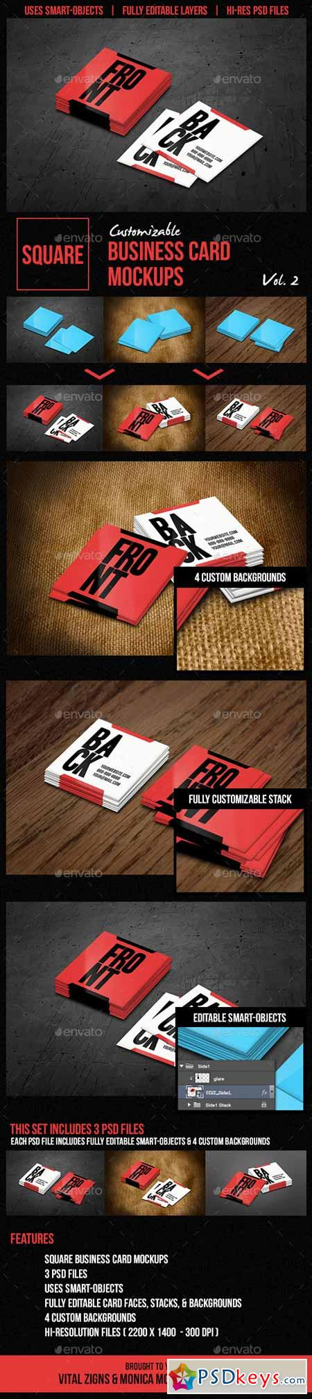 Vol 2 page 6 free download photoshop vector stock image via square business card mockups vol 2 11644576 reheart Images