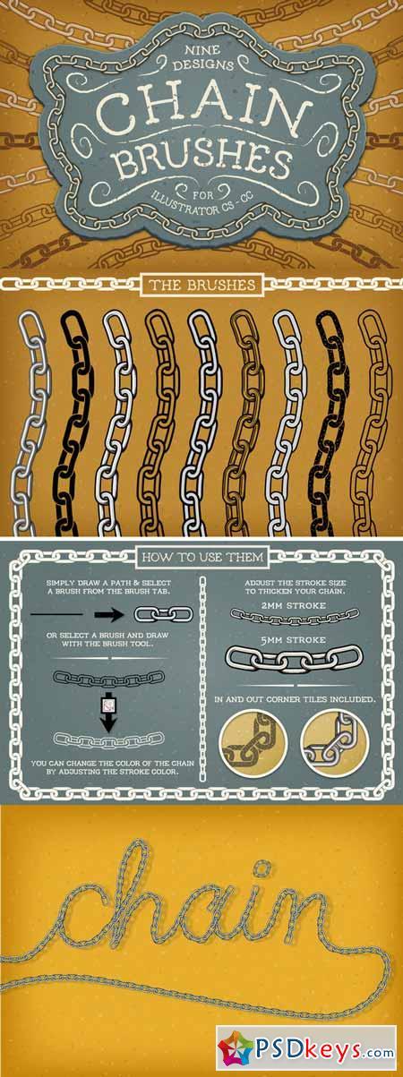 Chain Brushes 212081