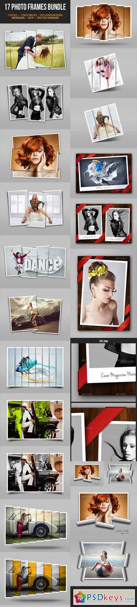 17 Photo Frames Bundle 06 11766272
