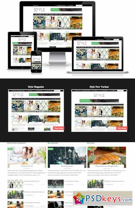 Sale style magazine blogger template 295948 free download sale style magazine blogger template 295948 maxwellsz