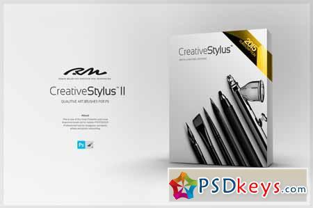 RM Creative Stylus II 2 in 1 299803