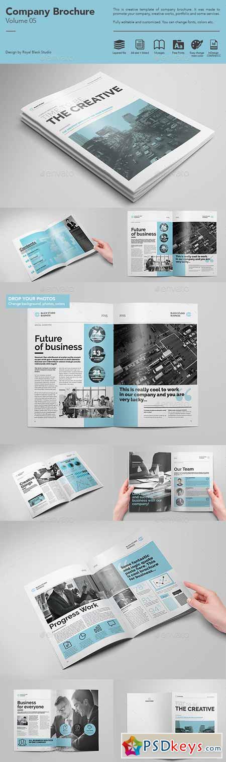 Company Brochure Vol.5 11678781