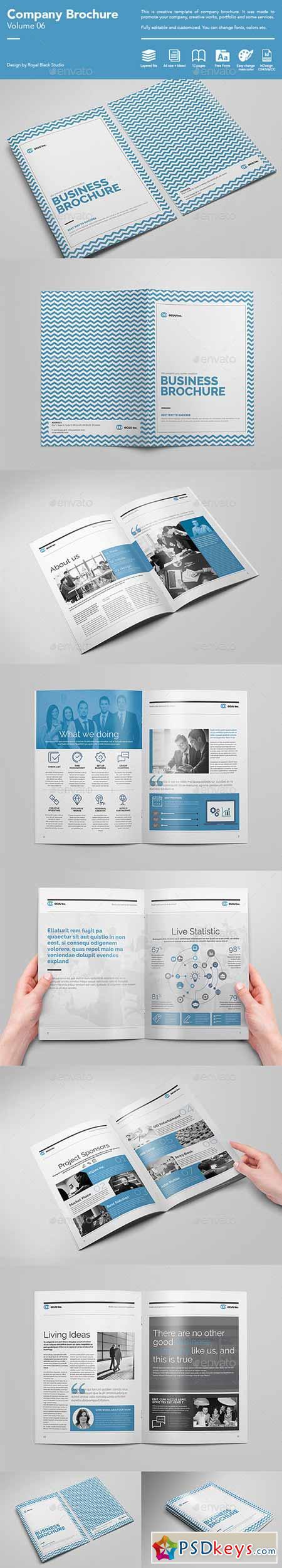 Company Brochure Vol.6 11767247
