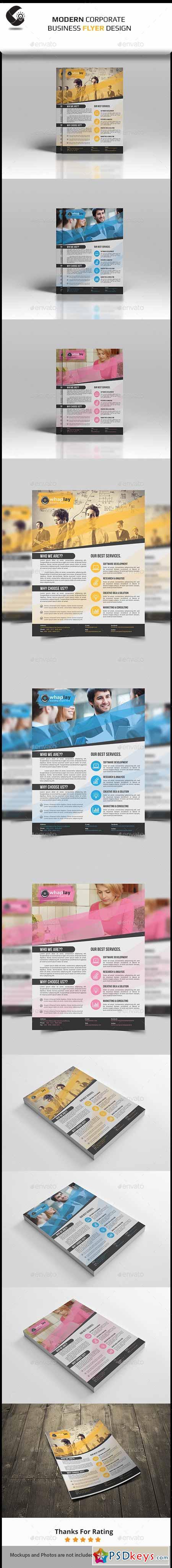 Corporate Flyer-Multipurpose 11025078
