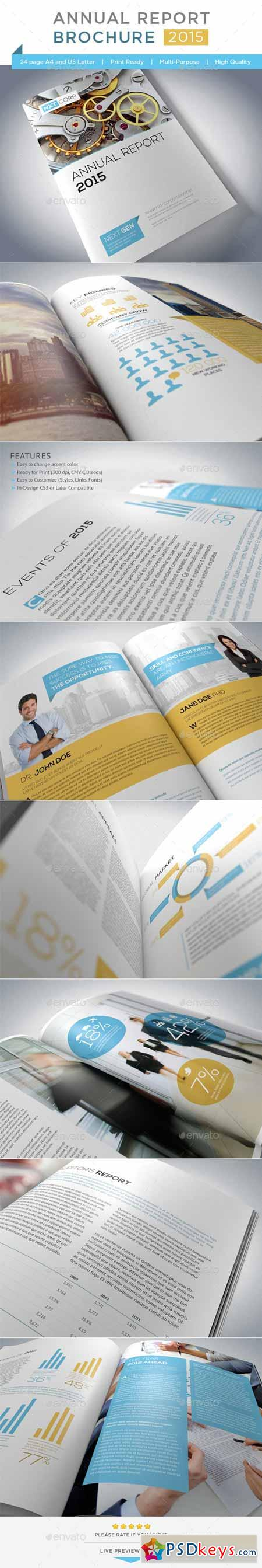 Annual Report Brochure 3068824