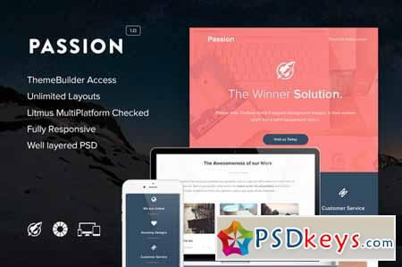 Passion - Email + Builder Access 153279