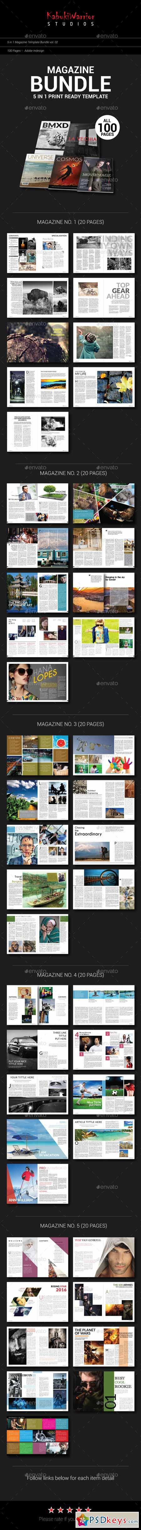 Magazine Bundle 02 12093269
