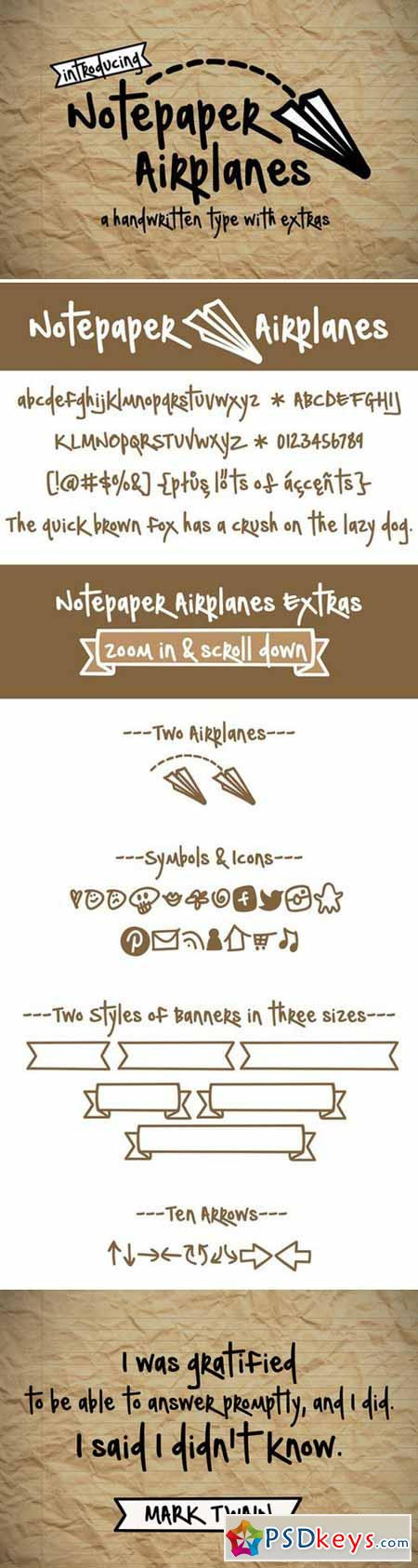 Notepaper Airplanes 327158
