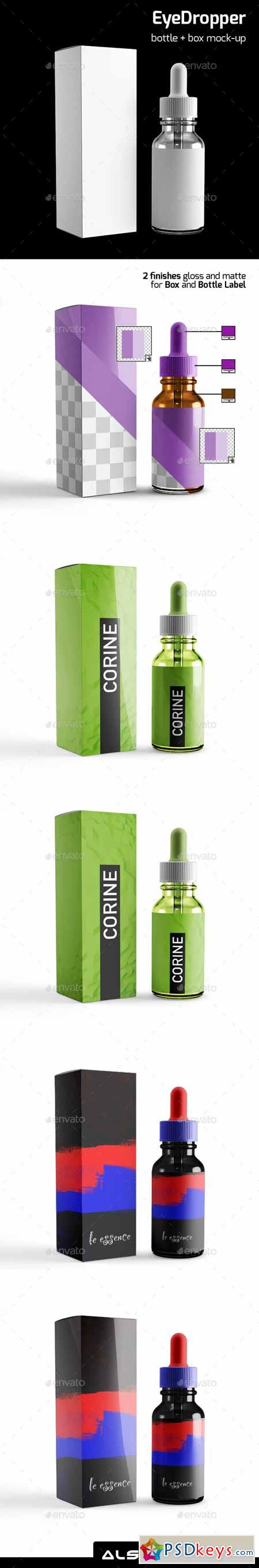 Dropper Bottle Mock-up 12050459