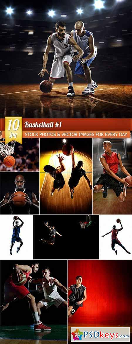 Basketball 1, 10 x UHQ JPEG