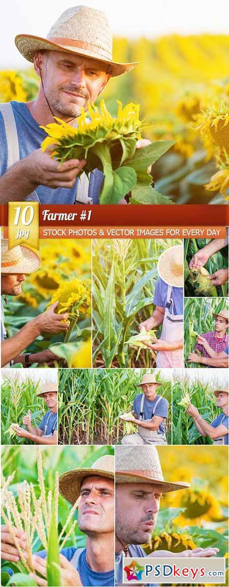 Farmer #1, 10 x UHQ JPEG