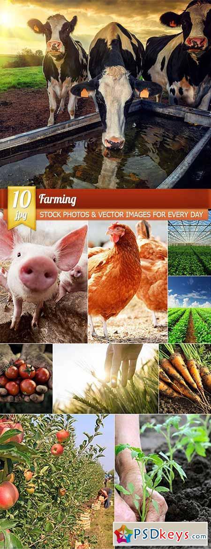 Farming, 10 x UHQ JPEG