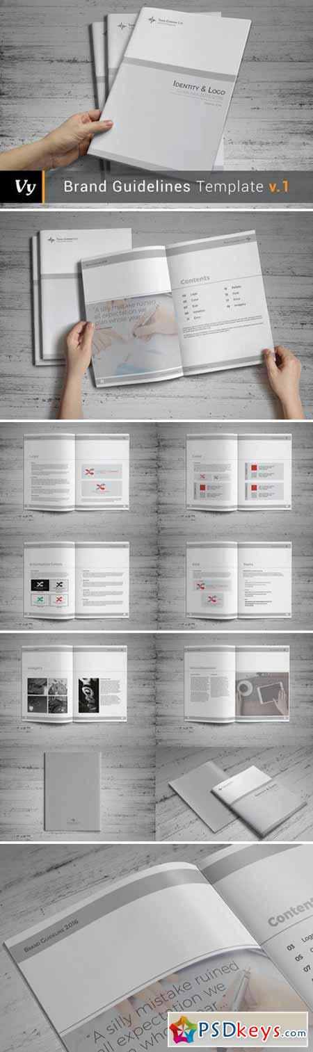 brand guidelines template 331992