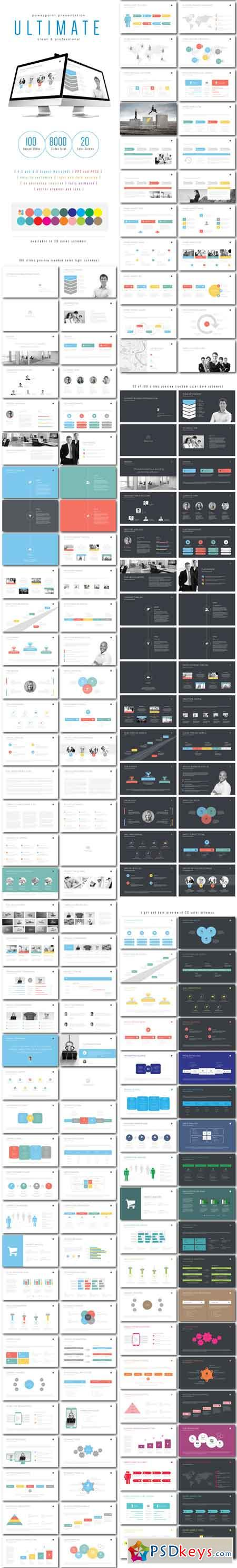 Multipurpose PowerPoint Presentation (Vol. 08) 8159708