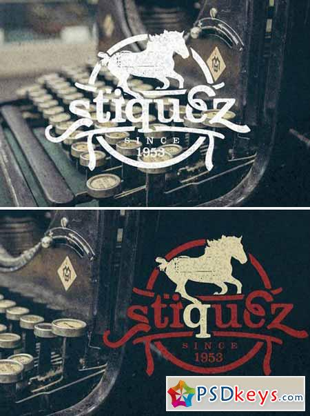 Stiquez Font 350621