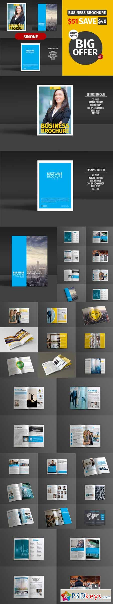 Business Brochure Bundle 351723