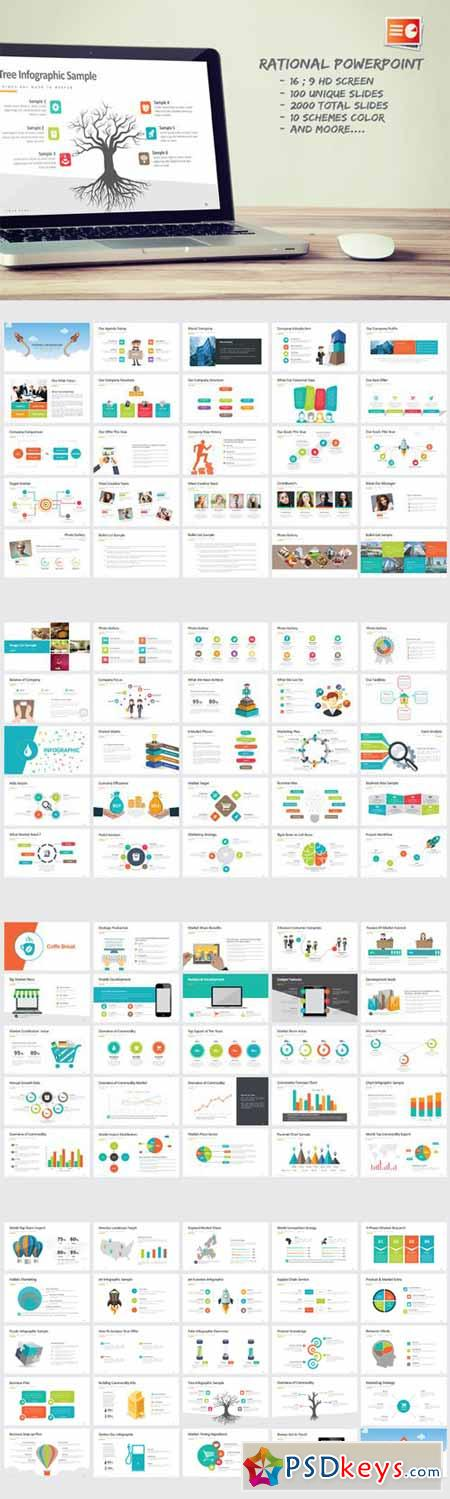 Rational Powerpoint Template 358663