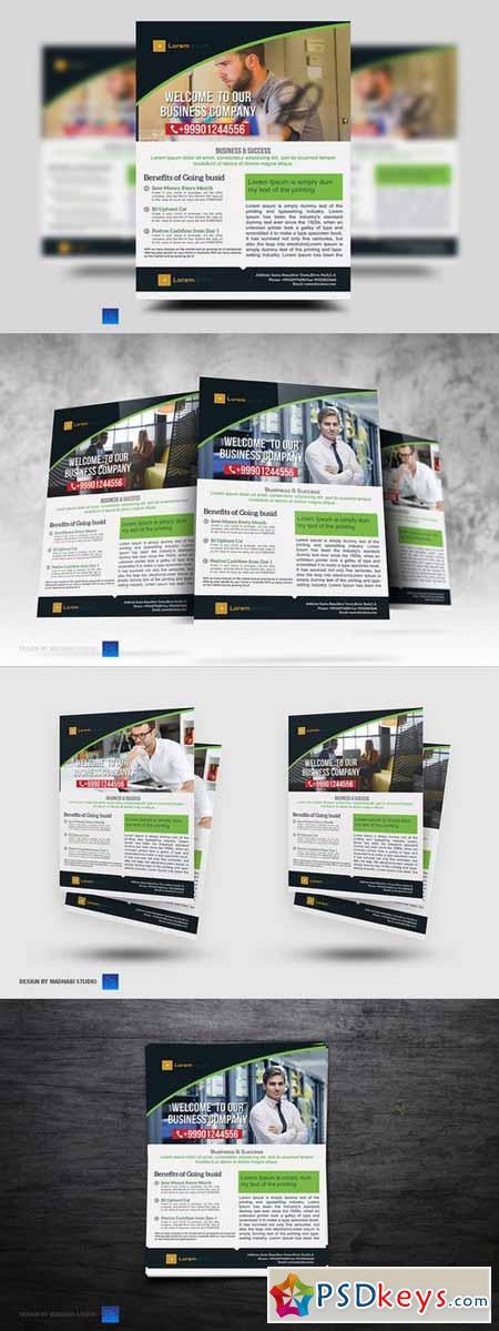 Corporate Flyer Vol 04 363693