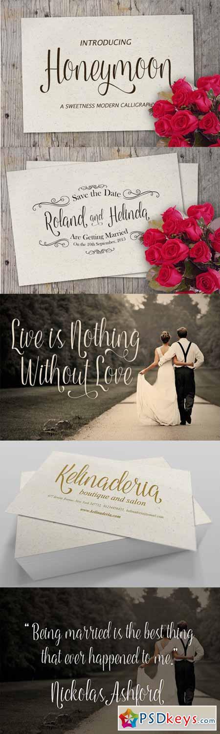 Honeymoon Script 369190