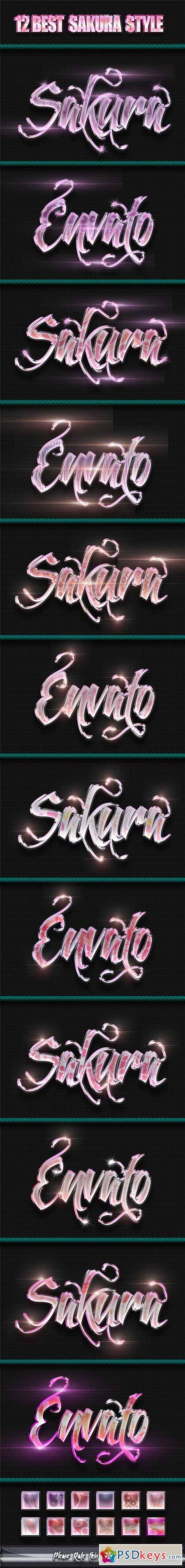 12 Best Sakura Styles 12866807
