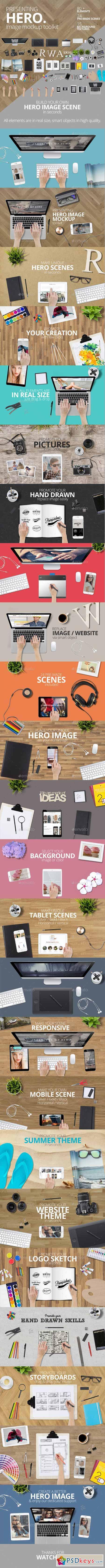 Hero Mockup Toolkit 12413051